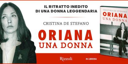 La biografia di Oriana Fallaci di Cristina de Stefano